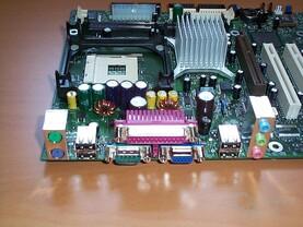 D845GBV Anschluesse