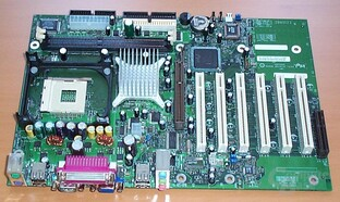 D845GBV Board