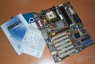 P4B533-E Board und Handbuch
