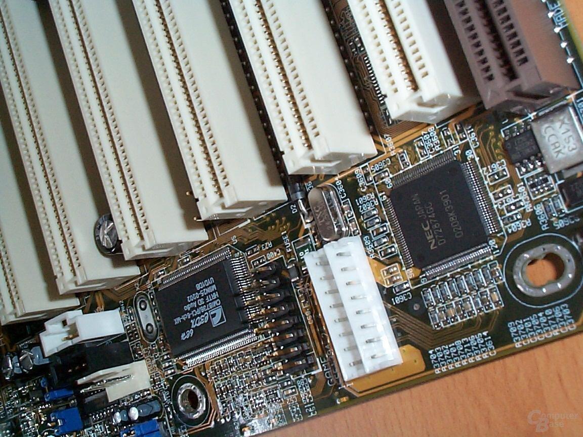 P4B533-E Firewire-Chip
