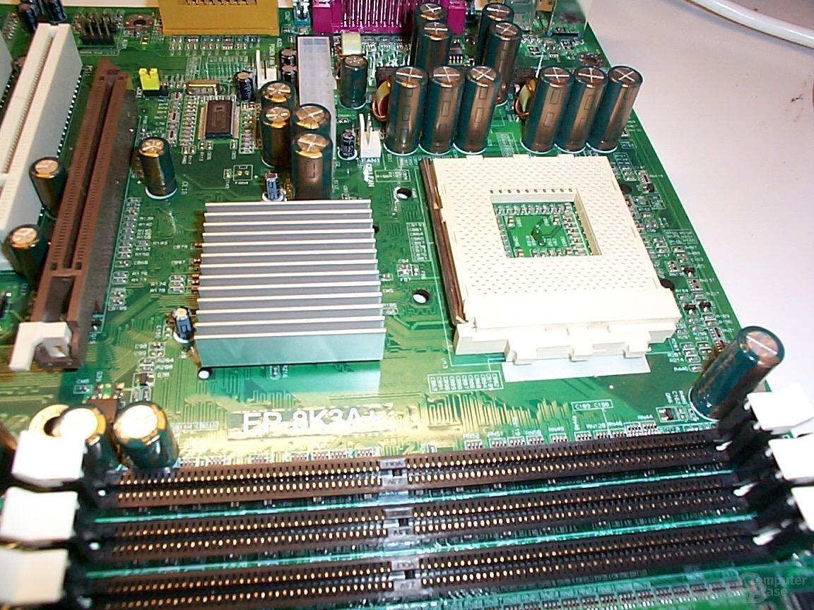 CPU Sockel