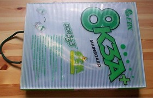 8K3A+ Verpackung
