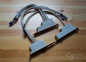 USB Blenden
