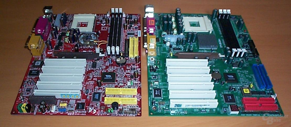 8K3A+ & MSI KT3 Ultra ARU