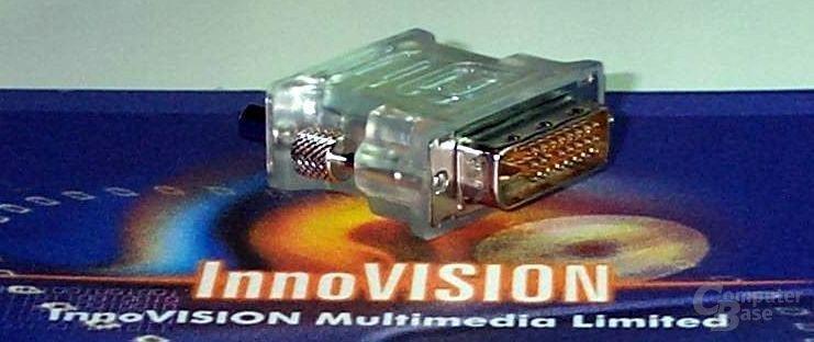 DVI-2-VGA Adapter