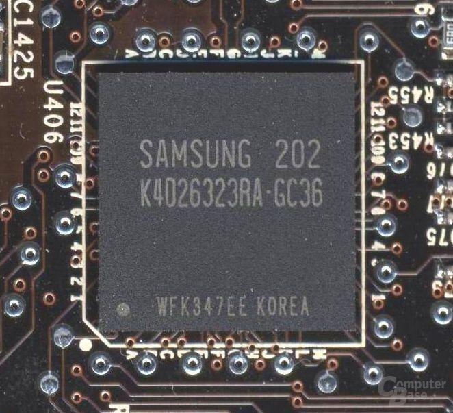 GF4 Ti 4400 RAM