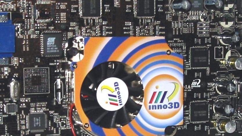 3x GeForce4 Ti von Inno3D im Test: Günstigere Modellvielfalt