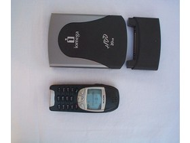Größenvergleich mit Nokia 6210