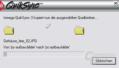 Iomega Quick Sync 3
