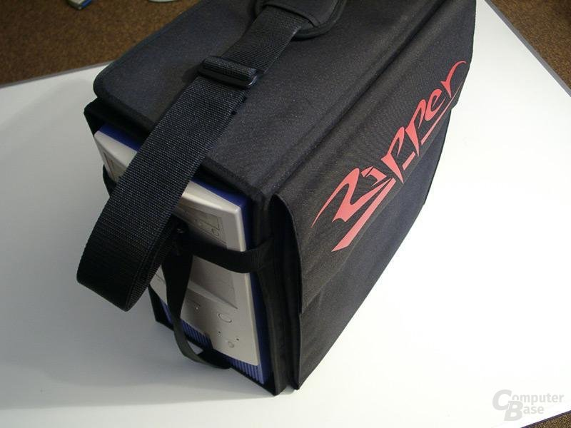 Ripper LAN Bag with tower