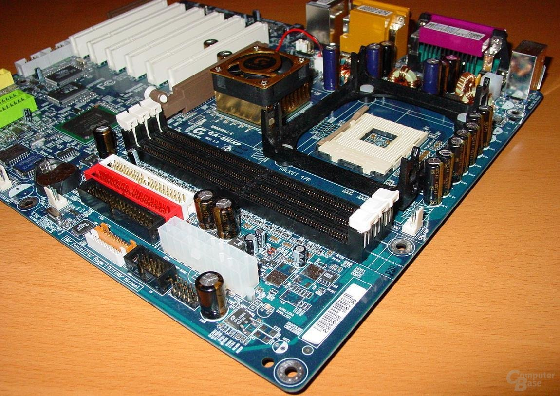 Gigabyte GA-8IEXP - Board 3