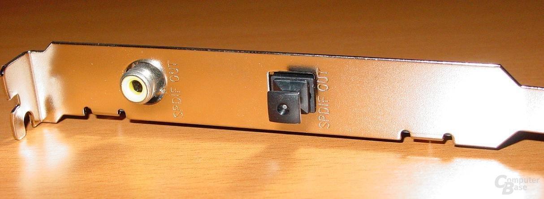 Gigabyte GA-8IEXP - SPDIF-Modul