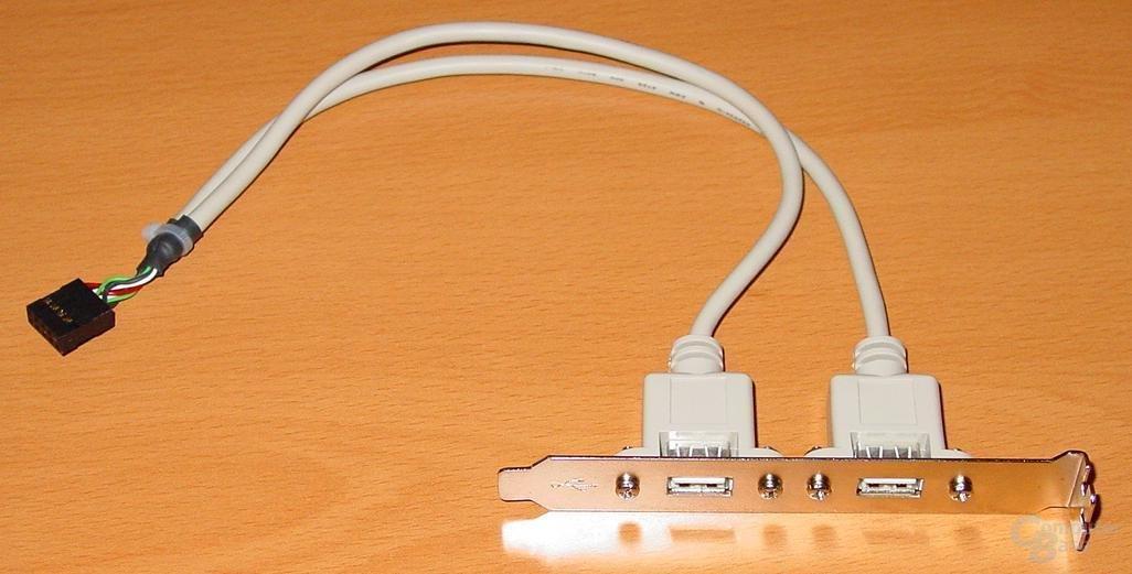 Abit IT7 - USB-Modul