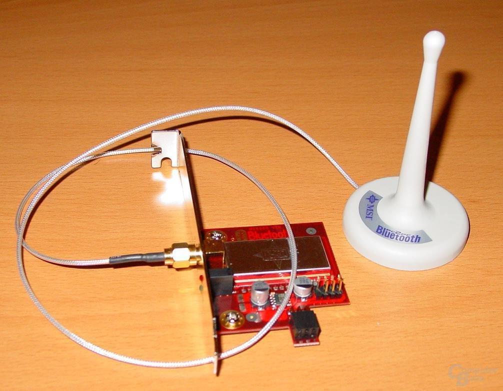 MSI Max2-BLR - Bluetooth