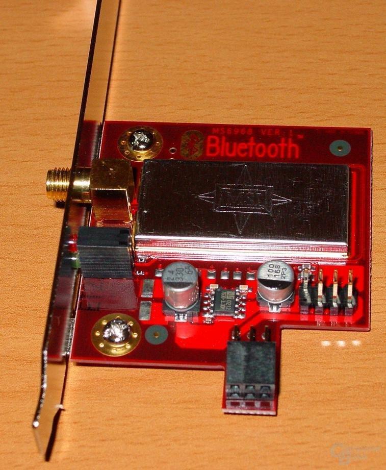MSI Max2-BLR - Bluetooth-Modul 2