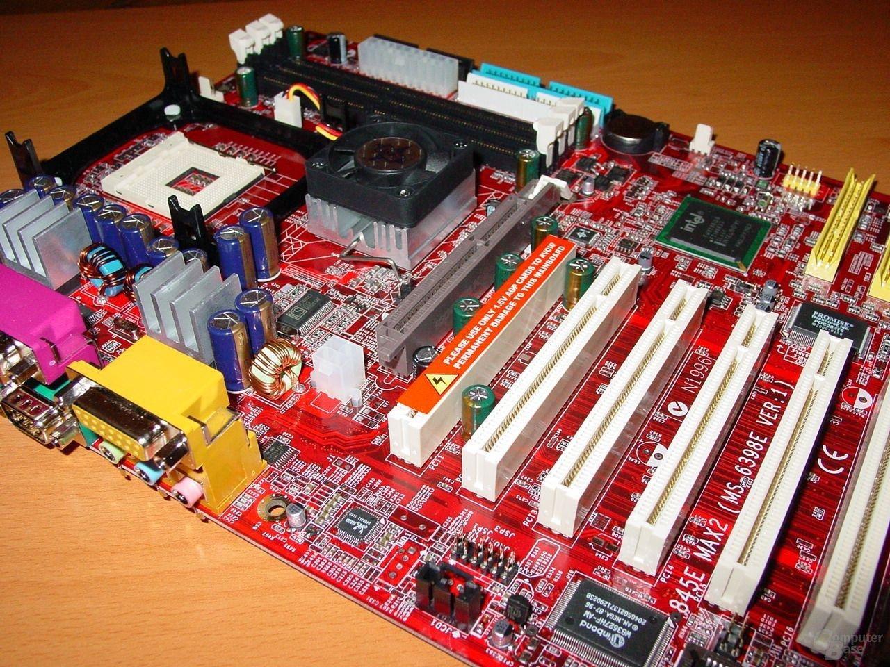MSI Max2-BLR - Board 3