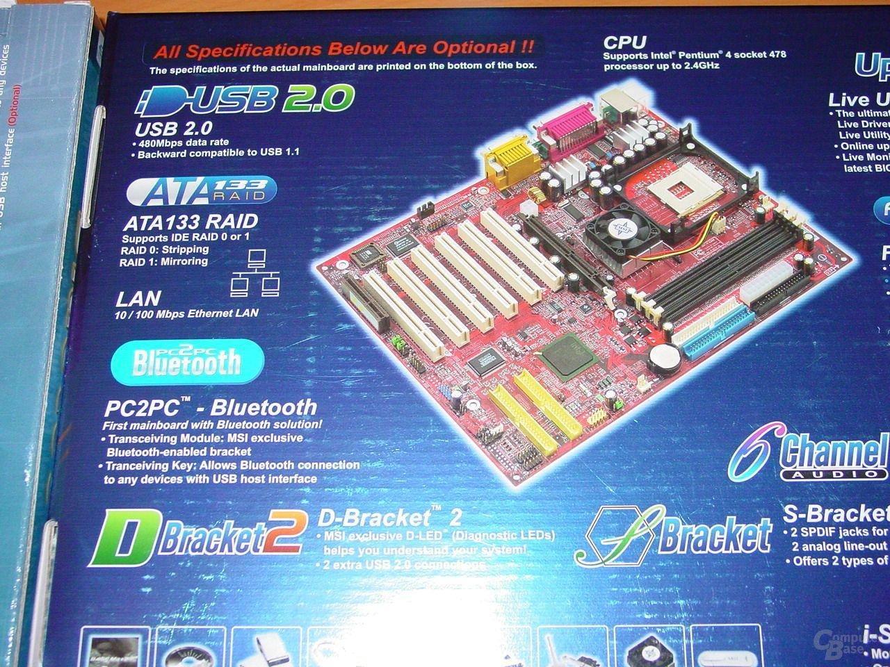 MSI Max2-BLR - Verpackung - back1