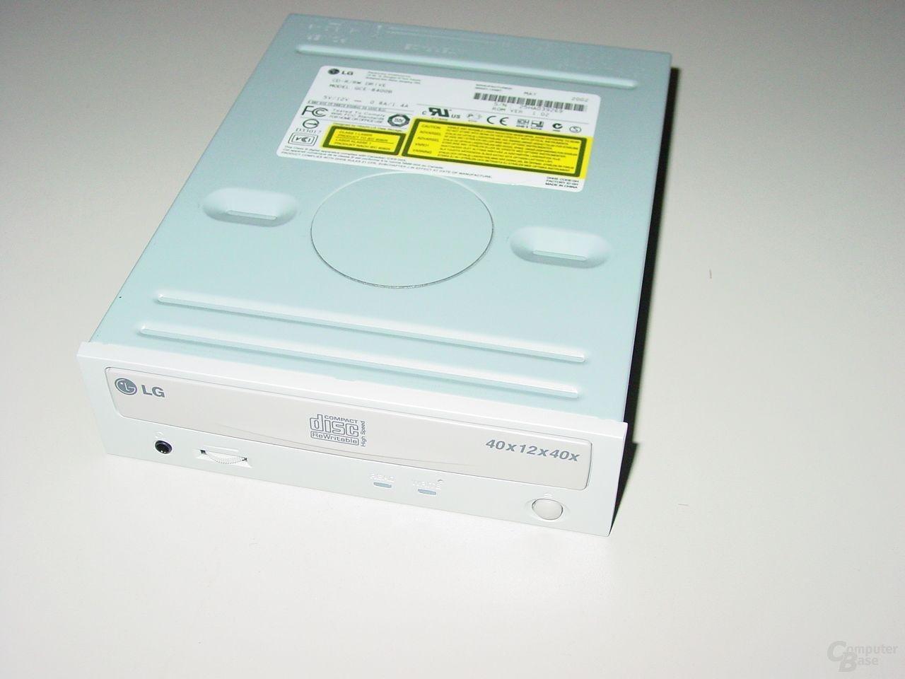 Draufsicht LG GCE-8400B
