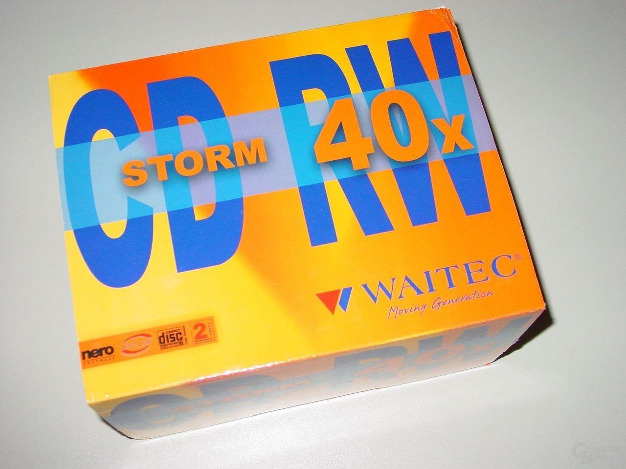 Verpackung Waitec Storm 40X