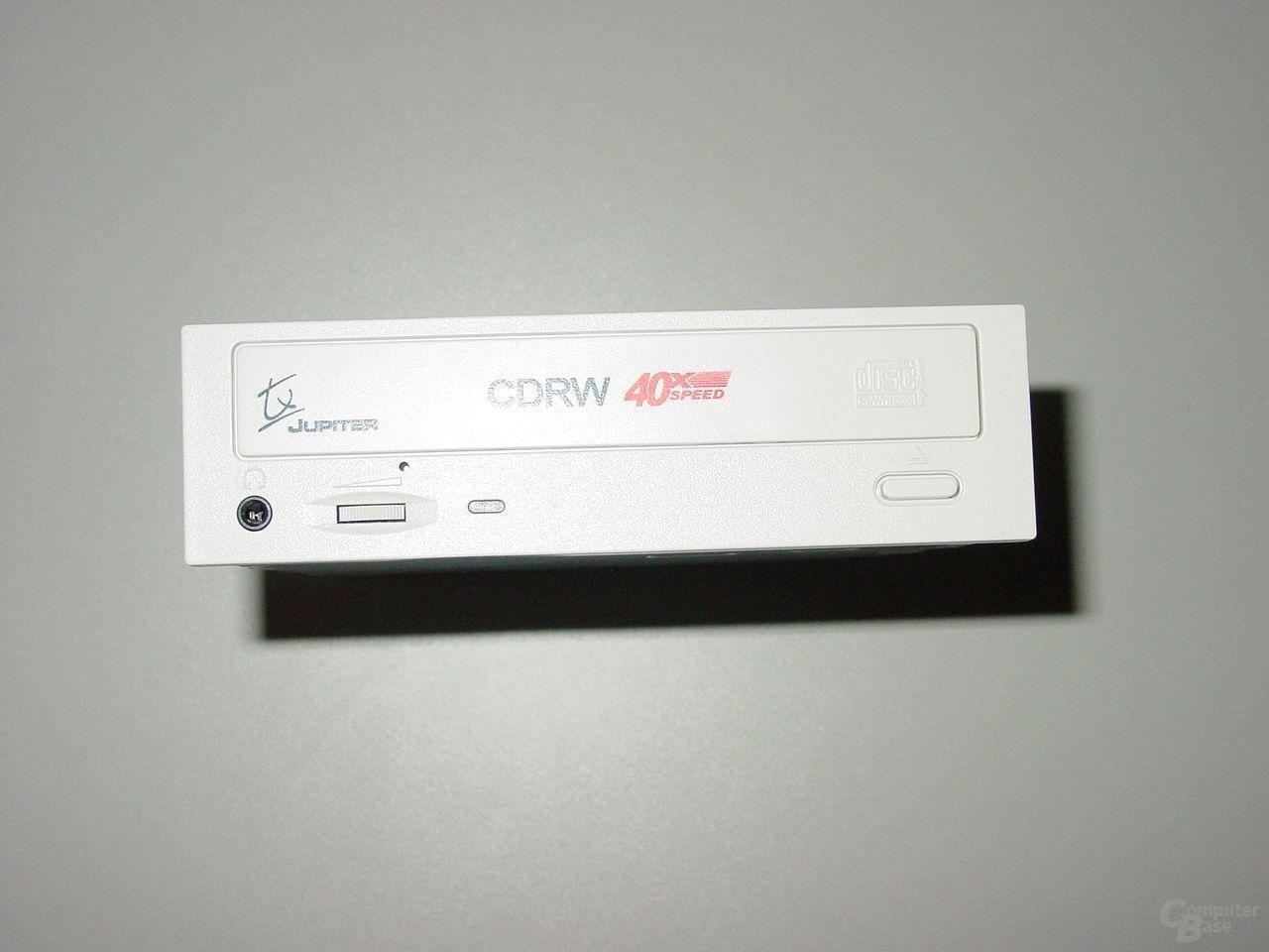 Frontansicht CDRW 401248 tx