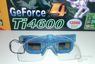 3D-Shutterbrille