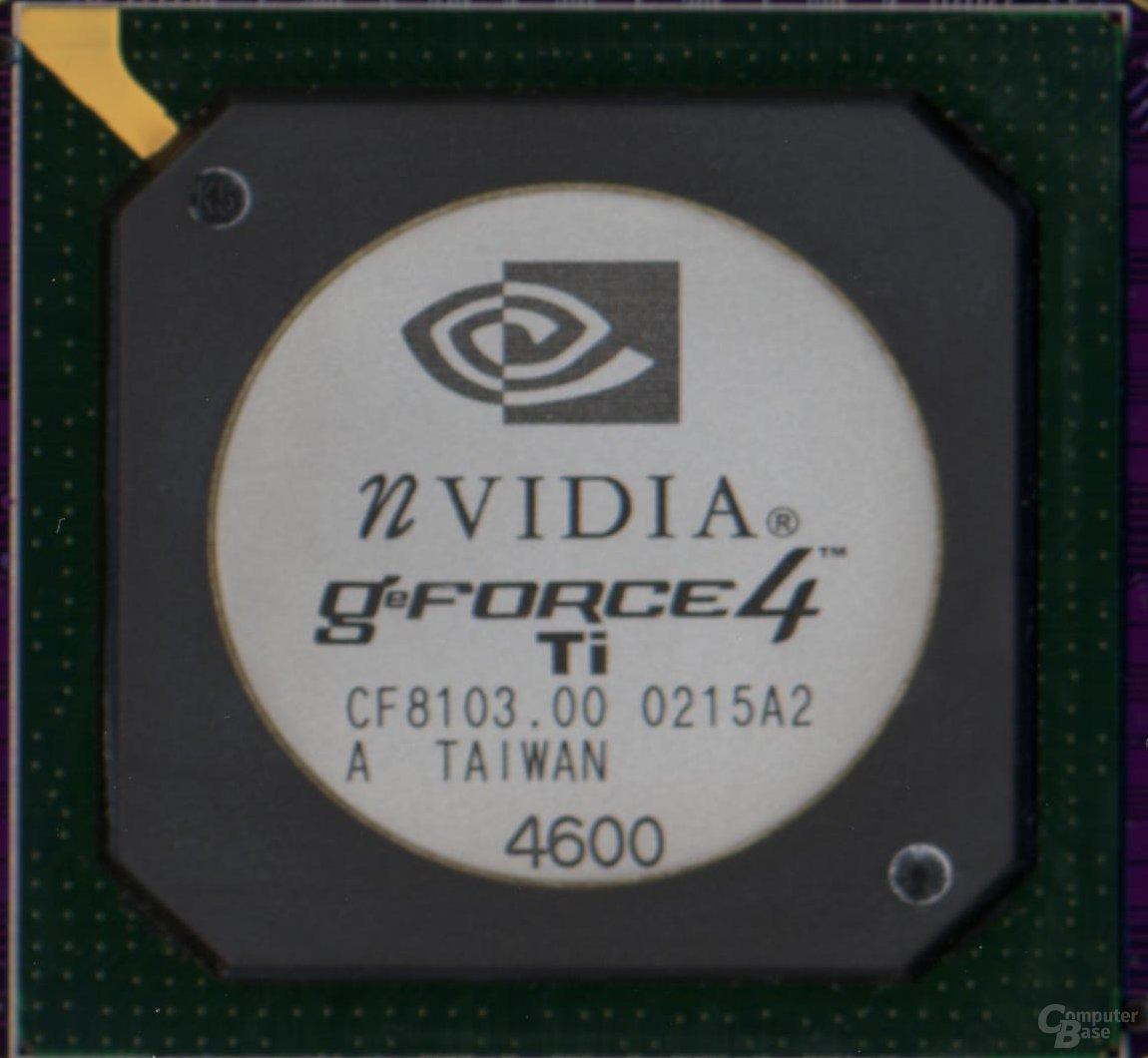 Der Ti4600-Chip
