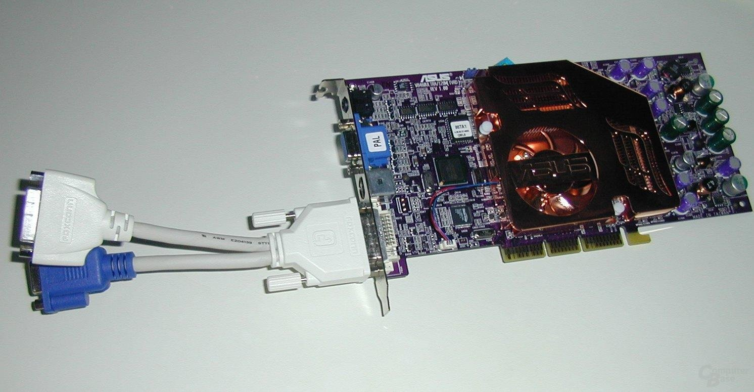 DVI-to-VGA Adapter