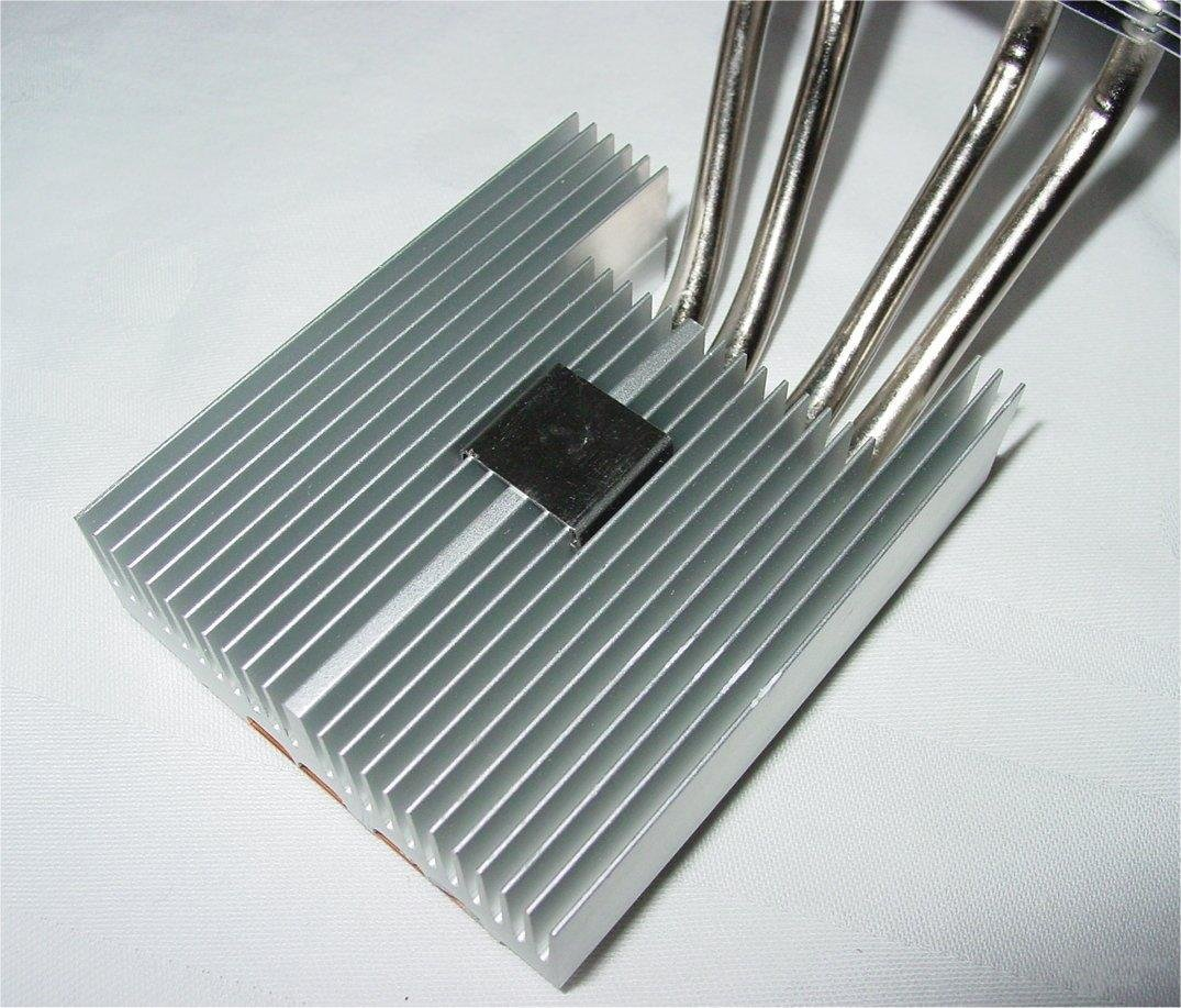 Integrated Cooling Engine – Kühlkörper