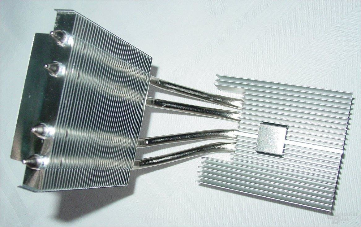 Integrated Cooling Engine – Kühler