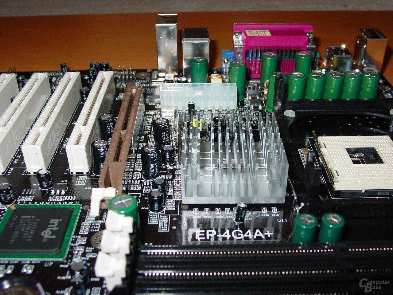 EP-4G4A+ i845G-Kühler