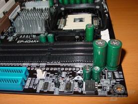 EP-4G4A+ Kondensatoren