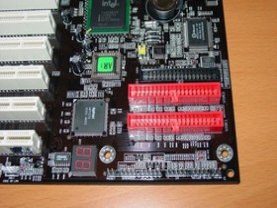EP-4G4A+ Raid und Debug LED