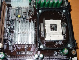 EP-4G4A+ Sockel