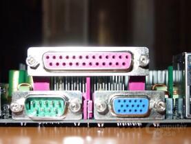 EP-4G4A+ VGA1 + COM1 + Parallel