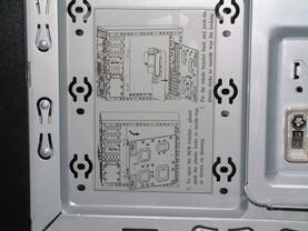 Anleitung Mainboardhalter