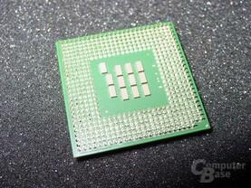 Pentium 4 2,8 GHz (Unterseite)