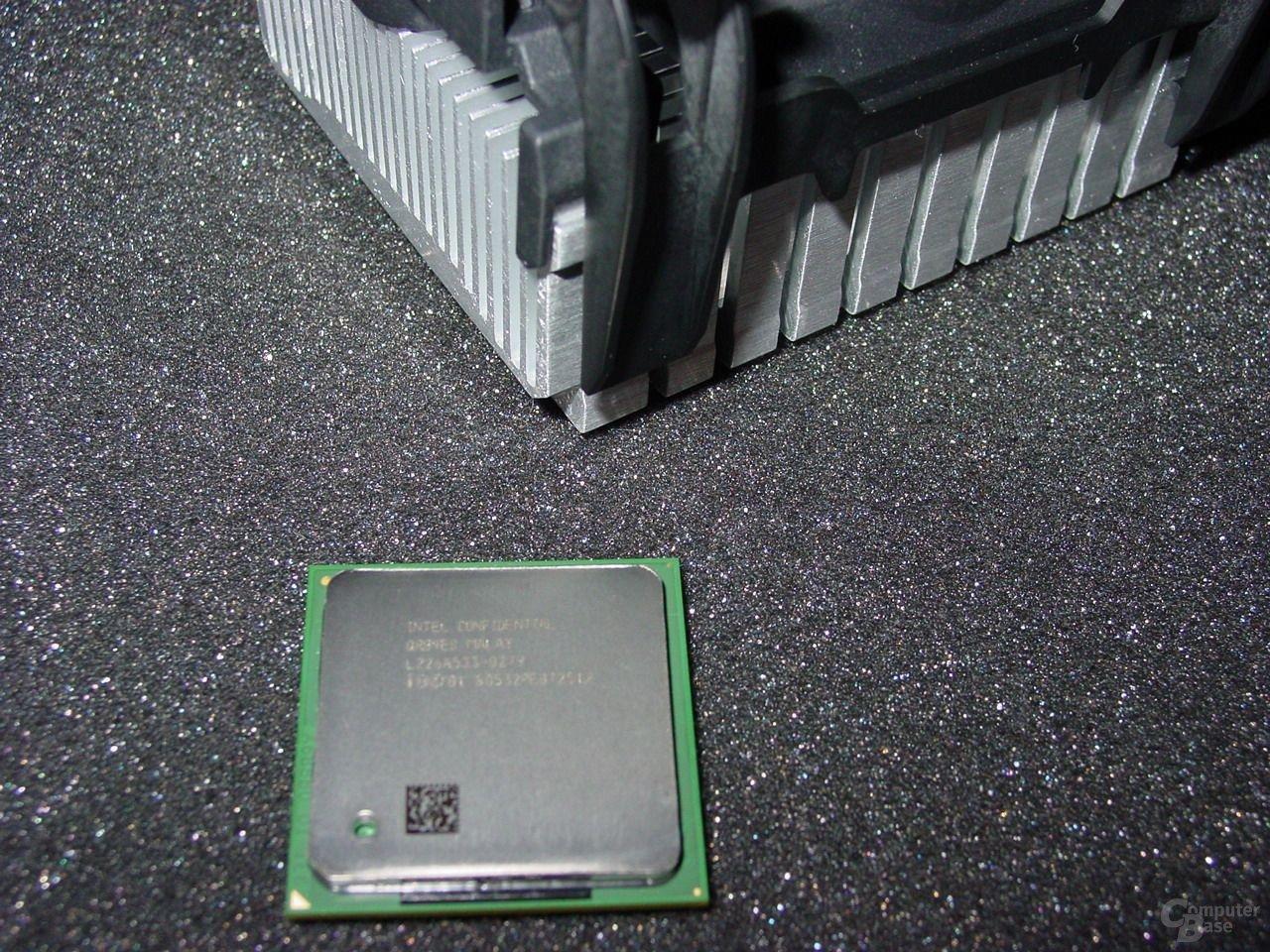 Pentium 4 und sein Kühler