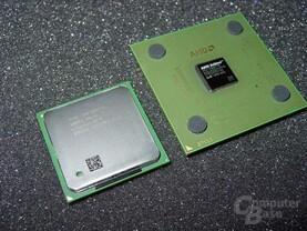 Pentium 4 vs Intel