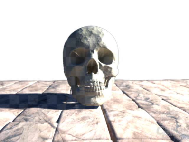Lightwave 7.5 - Scullhead Newest