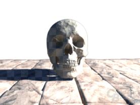 Lightwave 7.5 - Scullhead Newest