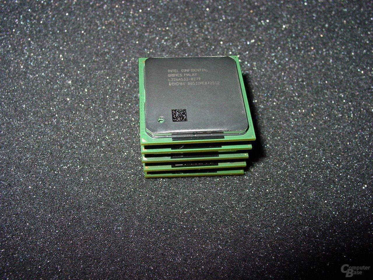 Intel greift nach den 3 GHz