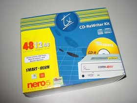 Verpackung CDRW 481248 tx
