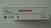 Traxdata CDRW 481248 tx und Asus CRW-4816A im Test: So schnell brennt sonst niemand