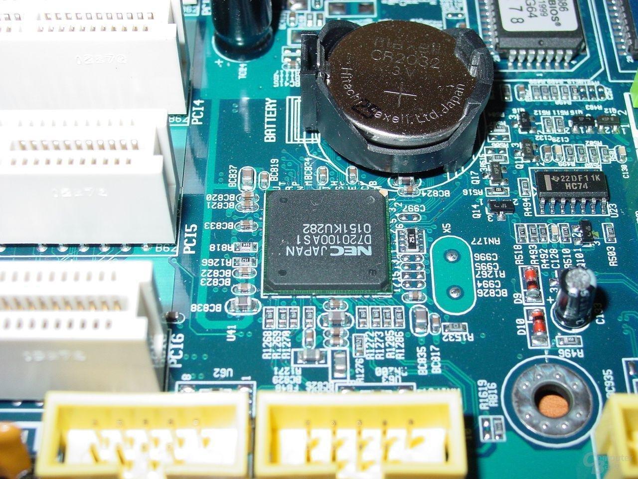 NEC USB2.0 Controller