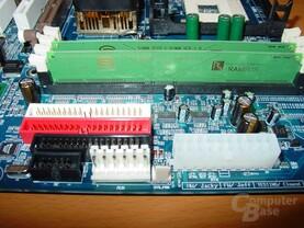 RAM + IDE + Power