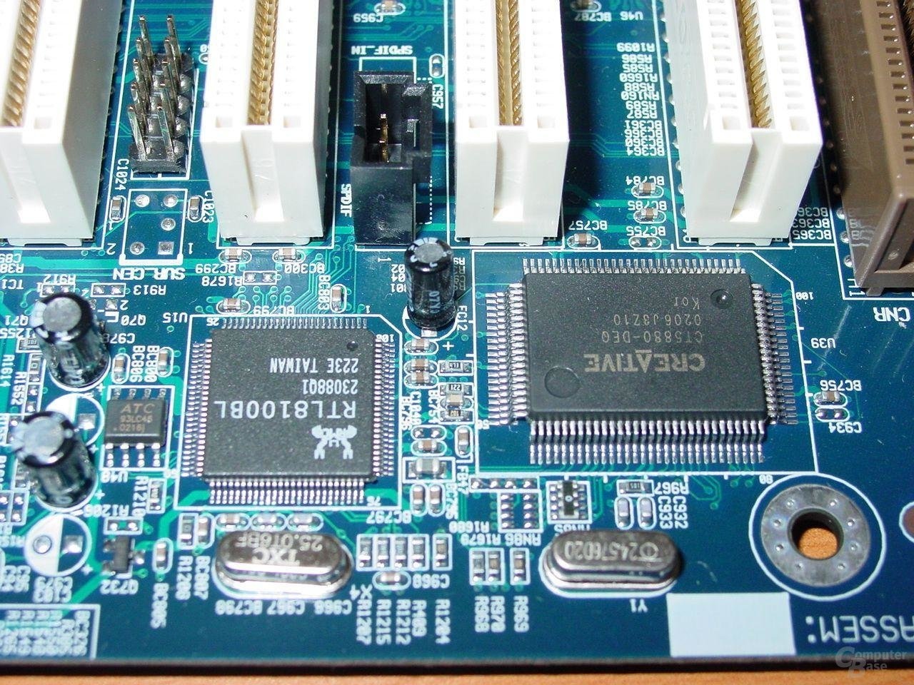 CT5880 Soundchip