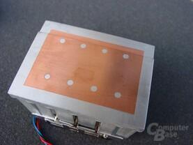 Neue Kühler für den Thoroughbred mit Basismaterial aus Kupfer