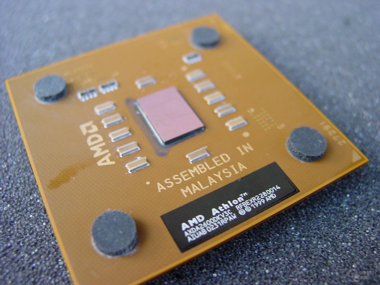 Athlon XP 2600 aus der Perspektive