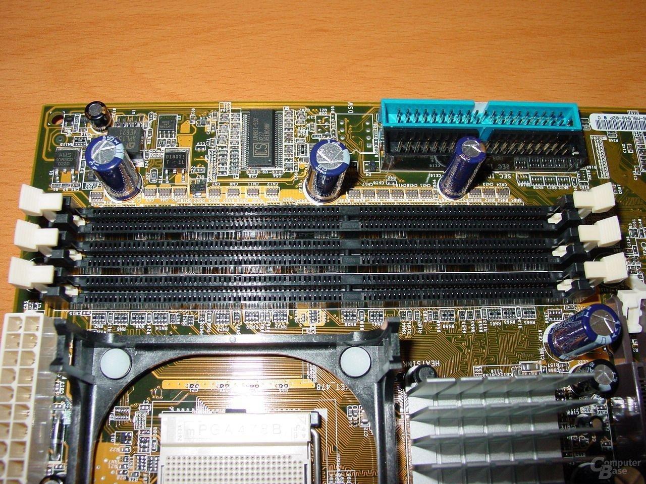 P4S8X - RAM - IDE