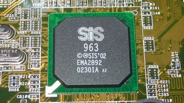 Asus P4S8X im Test: DDR400 und SiS963-Southbridge mit vielen Features